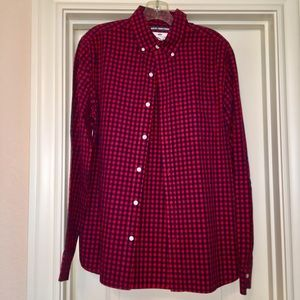 Slim Fit Classic Button Down Shirt